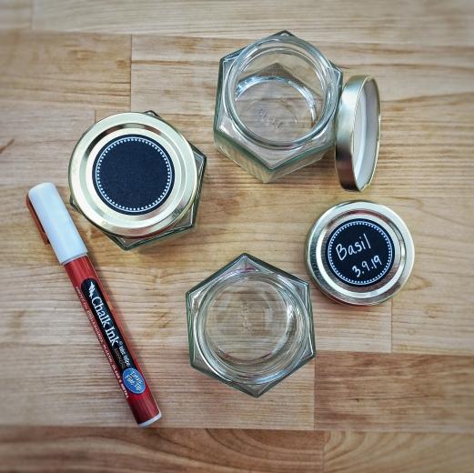 DIY Organized Spice Drawer | One Neat Nest