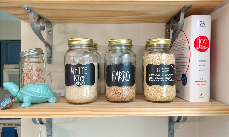 8 Simple Ways to Use Mason Jars | One Neat Nest